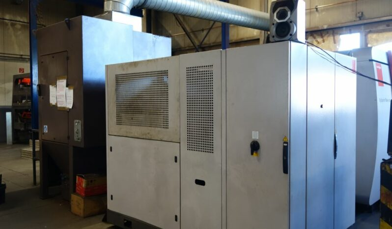 Bystronic BySprint Fiber 3015 4kW + ByTrans Extended vol