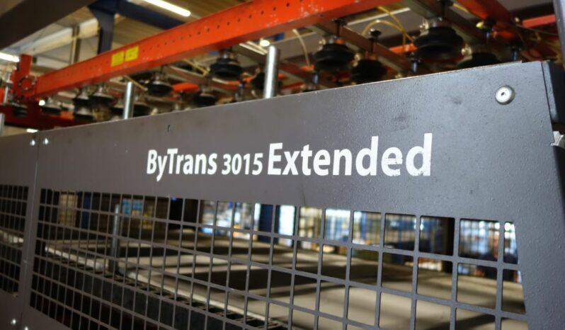 Bystronic BySprint Fiber 3015 4kW + ByTrans Extended full